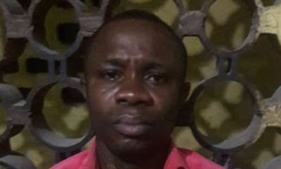 Police arrest man for trying to murder wife in Lagos