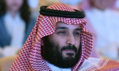Saudi Arabia sentences 1 to death, 7 others to prison on treason charges
