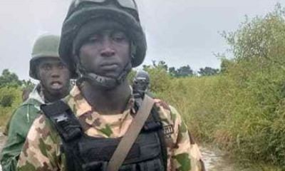 REVEALED! Photo of soldier who killed 4 colleagues before committing suicide