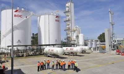 BOC Gases reports 39.6% plunge in full year profit despite increased revenue, declares N0.30 dividend