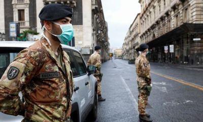 CORONAVIRUS: Italy bans internal travel as Uganda hunts for passengers who skipped screening