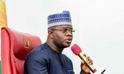 Kogi governor, Bello, explains delay in conducting local govt polls