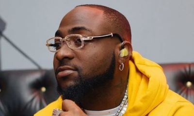 Again, Davido tests negative for coronavirus