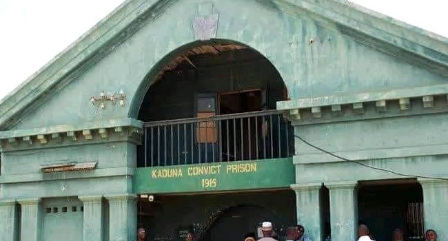 Warders reportedly kill 8 inmates linked to Kaduna prison break attempt