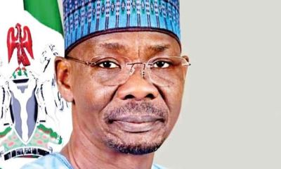 Abducted Nasarawa governor's aide regains freedom