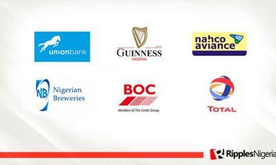 Union Bank, Nigerian Breweries, NAHCO top Ripples Nigeria stock watchlist