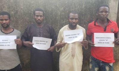 Police confirms arrest of 4 suspected killers of Afenifere leader's daughter, after initial denial