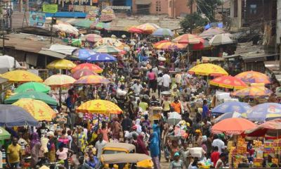 Lagos threatens to shut down markets not adhering to social distancing rules