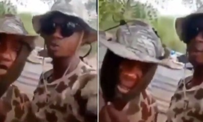 Nigerian Army arrests soldiers who vowed to rape, infect Warri women with HIV