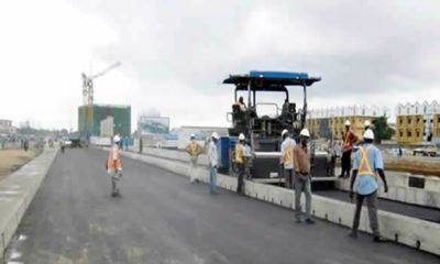 Lagos govt closes road in Apapa for construction