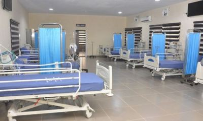 41 COVID-19 patients discharged from Bauchi isolation centre