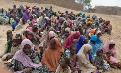 DHQ claims 241 women, children rescued from Boko Haram captivity
