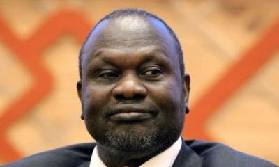 South Sudan VP, wife, office staff test positive for COVID-19