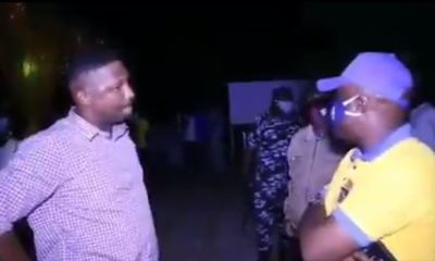 Task Force shuts bars, arrests operators in FCT for violating COVID-19 restrictions (Video)
