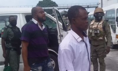 Two arraigned, remanded over alleged N3m tricycle fraud