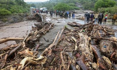 KENYA: Bodies of 5 out of 7 policemen found after raging flash floods