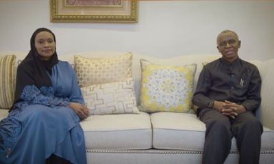 COVID-19 LOCKDOWN: el-Rufai, wife apologise to Kaduna residents