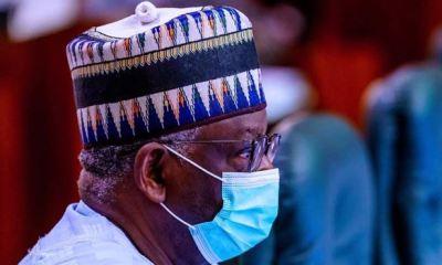 Buhari's new CoS Gambari resumes, attends first FEC meeting