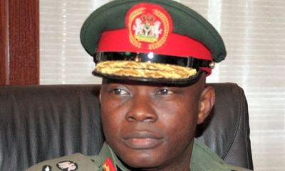 INSECURITY: CDS meets Service Chiefs, other heads of security agencies