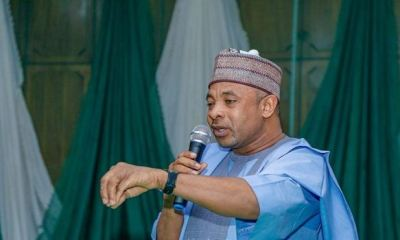 Police arrests CNG leader for allegedly spearheading Katsina protests against Buhari