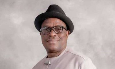 APC Dep Nat'l Secretary kicks against emergence of Ajimobi as party's acting Chairman