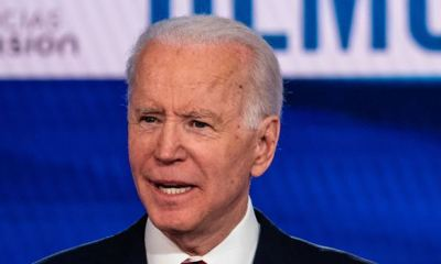 GEORGE FLOYD: Now is the time for 'racial justice' –Joe Biden