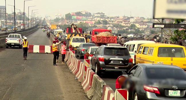 JUST IN... FG closes Kara Bridge on Lagos-Ibadan Expressway | Ripples  Nigeria