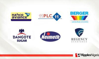 NAHCO, 11 PLC, Berger Paints top Ripples Nigeria stock watchlist