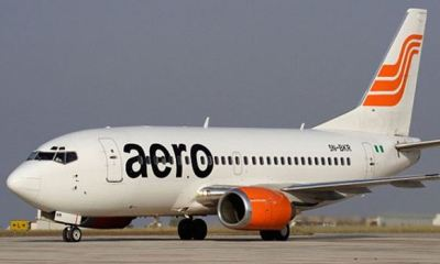 Food'll not be served during flight –Aero Contractor boss