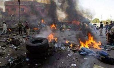 Five persons including father, son killed in Borno bomb blast