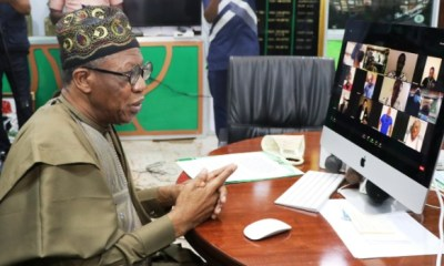 POST COVID-19: Minister receives Ali Baba-led C'ttee report on creative industry