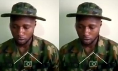 'The Navy has failed me the way they failed Nigerians', junior navy official cries out over ill treatment as orderly (Video)