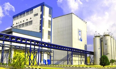 Nigerian Breweries' half-year profit falls by 58%, turnover by 12%