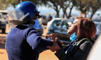 ZIMBABWE: Dozens of nurses, union reps arrested for protesting over poor pay