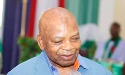 Arthur Eze reveals reason for feud with Gov Obiano, says he's a 'small fry'