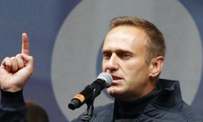 Poisoned Russian opposition leader, Navalny, in ICU –Spokeswoman