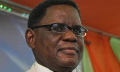 Buhari's aide attacks CAN boss over declaration Fani-Kayode will rule Nigeria