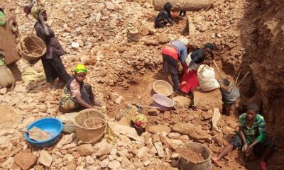 50 feared killed in DR Congo goldmine collapse