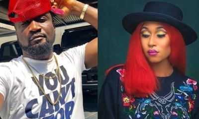 Again, Cynthia Morgan calls out Jude Okoye, says he owes her N7m
