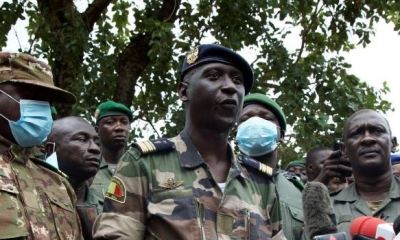 MALI: Military coup leaders propose 2-year monitored transition govt