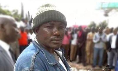 Military confirms killing of wanted militia leader Gana