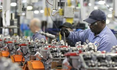 Nigeria's manufacturing sector contracts for sixth consecutive month