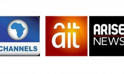 NBC fines Arise TV, Channels, AIT N9m over coverage of EndSARS protests