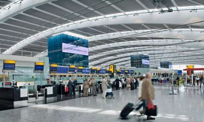 UK to begin rapid covid-19 testing at Heathrow airport