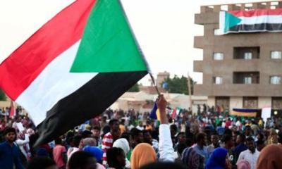 Port city protests in Sudan