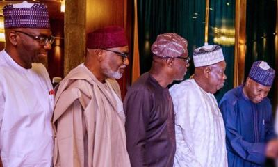 Lack of leadership caused violence during the EndSARS protest –APC Govs