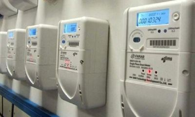 Nigerian govt funds Discos to deploy six million metres