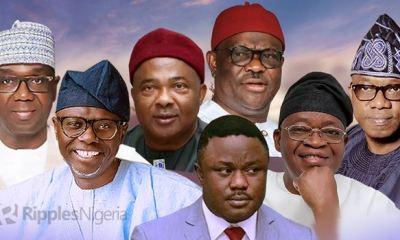 Governor of Lagos, Ogun, Osun, Imo, Rivers, Cross River, Kwara