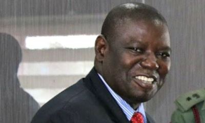 EFCC re-arraigns ex-NIMASA DG, two others for alleged N304.1m fraud