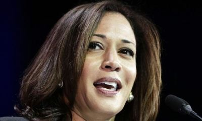 Kamala Harris, you are not special!